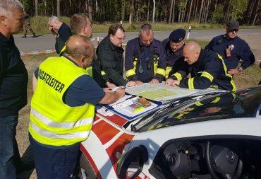 24 - Alarm der Brandschutzeinheit